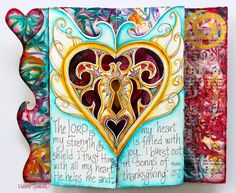 visual blessings, Abba's Love Weekend Journal