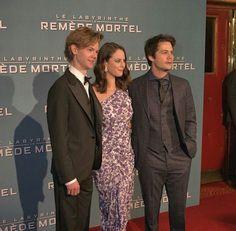Kaya, Thomas and Dylan