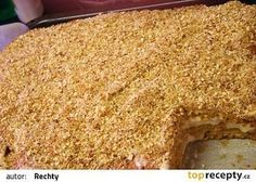 cz - My site Czech Recipes, Ethnic Recipes, Baking Recipes, Cookie Recipes, Something Sweet, Sweet Desserts, Food Porn, Food And Drink, Yummy Food