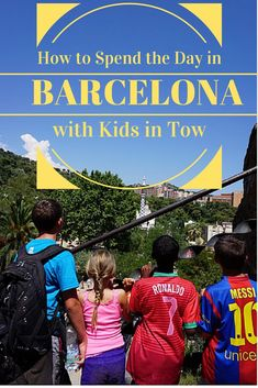 Only have a few hours off your cruise boat to spend in Barcelona?  Here's our itinerary and we think it was pretty awesome.  FC Barcelona Stadium, Park Guell & La Familia Sagrada.
