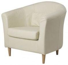 Tullsta chair from Ikea.