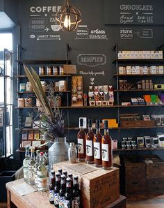 Rustic coffee shop decoration ideas 96 - Savvy Ways About Things Can Teach Us Rustic Coffee Shop, Coffee Shop Design, Cafe Design, Food Design, Rustic Cafe, Design Design, Design Ideas, Bar Deco, Deco Cafe