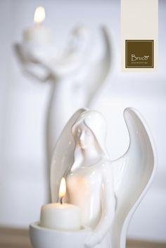 Angelo porta candela #brucostyle #italianstyle #brightlights
