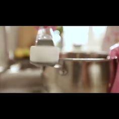 """2 """"Μου αρέσει!"""", 0 σχόλια - My Fancy House (@housemyfancy) στο Instagram: """"Kitchen Cleaning Brush  Forget about conventional sponges and wash your dishes and utensils with…"""" Glass Of Milk, Drinks, House, Instagram, Food, Kitchen, Drinking, Beverages, Cooking"""