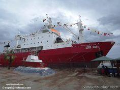 Barcos pesqueros Jose Marti IMO 8607141 by cepsl