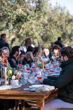 We hosted a farm to table dinner in Valle de Guadalupe, Mexico's coveted wine country.#gather #outdoordining #alfresco Sheep Cheese, Mole Sauce, Outdoor Dinner Parties, Smoked Fish, Cheese Salad, Wild Mushrooms, Fish Dishes, Roasted Vegetables, Tostadas