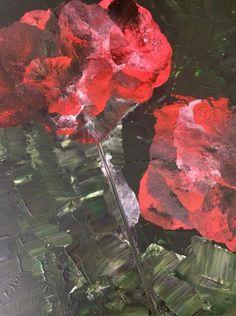 Scotland Nature, Art Thou, Bohemian Art, Living Room Art, The Rock, Interior Ideas, Red Roses, Beautiful Flowers, Art Decor