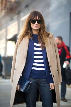 Outfit inspiration: Winter layering