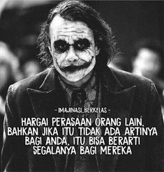 Life Is Beautiful Quotes, Good Life Quotes, New Quotes, Qoutes, Love Quotes, Inspirational Quotes, Heath Ledger Joker Quotes, Best Joker Quotes, Joker Heath