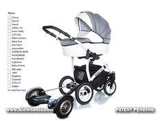 Sillas de bebe y carritos de paseo para bebes con motor eléctrico