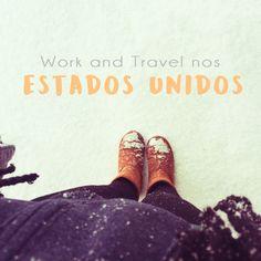 O programa de intercâmbio Work and Travel é uma opção divertida e cultural para universitários que querem se aventurar no exterior pela primeira vez.