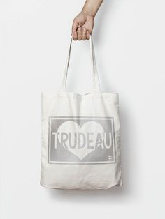 TRUDEAU tote bag #empowered #feminist #activist #resist #rise #womensrights #blm #enough #timesup #metoo #smashthepatriarchy #humanrights #giftforher #giftforteen #giftforwomen #totebag