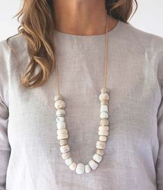 jujumade | cluster necklace | Otis & Otto