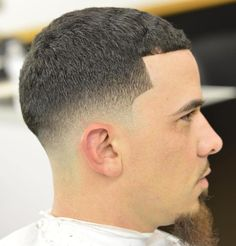 20 Types of Fade Haircuts That Are Trendy Now 20 Types of Fade Haircuts That Are Trendy Now Related posts: best men's fade haircuts the different types of fades 00040 20 Trendy Low Fade Haircuts For Men 2019 Types Of Fade Haircut, Low Fade Haircut, Low Bald Fade, Types Of Fades, Styling Gel, Faded Hair, Medium Curly, Medium Long, Haircuts For Men