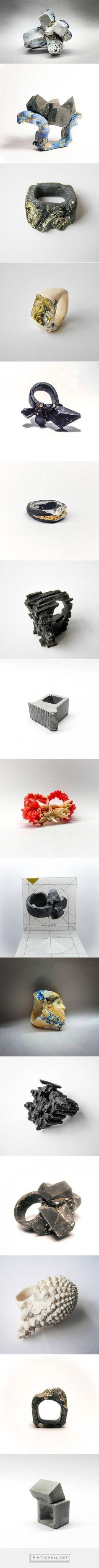 Benas Staskauskas Jewellery | Designcollector - created via http://pinthemall.net