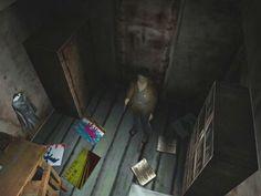 Alessa room - Silent Hill 1