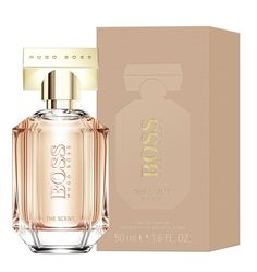Hugo Boss: Boss The Scent for Her ~ New Fragrances ~ peach, freesia osmanthus   roasted cocoa