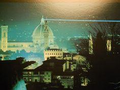 Note Fiorentine: Il Laser nel cielo di Firenze nel 1978