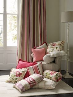 Made to Order designs from the Laura Ashley Australia cushion collection