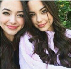 vanessa, veronica, and merrell twins image