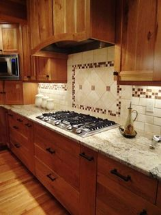 kitchen tile backsplash ideas - Google Search