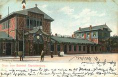 Berlin: Bahnhof Charlottenburg, 1906
