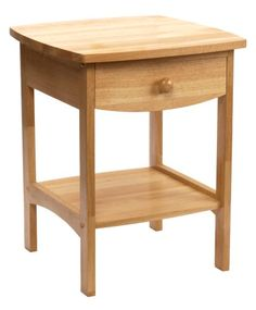 Winsome Wood End Table/Night Stand wi…