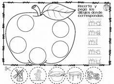 Fabuloso material de trabajo y de repaso para las letras m, s y l para preescolar y primer grado de primaria | Educación Primaria