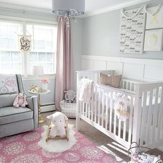 chair rail nursery.  Rail Julielopes__ This Stunning Space Has It All Especially Since Will  Now Have An Aggieandfrancois TEEPEE Weu0027re So Jealous But Julieu0027s Nursery Is Throughout Chair Rail Nursery D