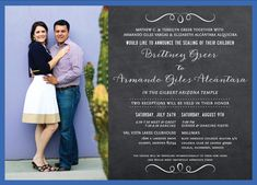 37 Best Chalkboard Wedding Invitations Images Announcement Classy