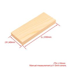 RDEXP 100x40x10mm Blank Wooden Board Unfinished Unpainted Wood Sheets for Wood DIY Craft Carving Modeling Set of 20 >>>  Learn more reviews of the item by seeing the web link on the picture. (This is an affiliate link). #unfinishedwood Sewing Crafts, Diy Crafts, Unfinished Wood, Amazon Art, Sewing Stores, Modeling, Carving, Link, Board