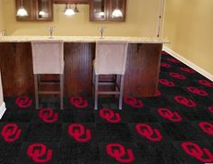 "Oklahoma Carpet Tiles 18""x18"" tiles"