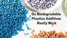Biodegradable additives are known for providing microbes the chemical ability they need to body slam plastics into annihilation Biodegradable Plastic, Biodegradable Products, Food, Essen, Meals, Yemek, Eten