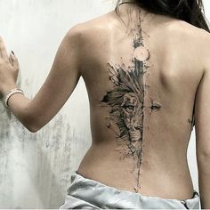 Tattoos on back – Tattoos And Back Of Neck Tattoo, Back Tattoos, New Tattoos, Body Art Tattoos, Sleeve Tattoos, Tattoo Neck, Tattoo Thigh, Wrist Tattoo, Lion Back Tattoo