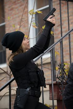 Stills - HQ - Shouldn't Have Been Alone - ::Image Gallery::Simply Sophia - Your first Source for everything Sophia Bush Scandal Quotes, Glee Quotes, Scandal Abc, Tv Quotes, Nbc Chicago Pd, Chicago Med, Chicago Fire, Detective Outfit, Arrow Tv Shows