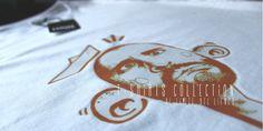 T-shirts collection, Al límite del lienzo 0