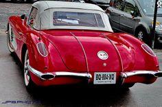 1958 Corvette Convertible | Chevrolet