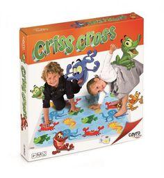 Cayro Gra Criss Cross Gigant 0162 - od 35,00 zł, porównanie cen w 1 sklepach. Zobacz inne Gry dziecięce, najtańsze i najlepsze oferty, opinie.