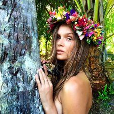 "55.4 tusind Synes godt om, 214 kommentarer – Josephine Skriver (@josephineskriver) på Instagram: ""flower child """
