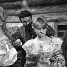 Pan Wołodyjowski [1968] Girls Dresses, Flower Girl Dresses, Movie Costumes, Poland, Couples, Couple Photos, Wedding Dresses, Movies, Beauty