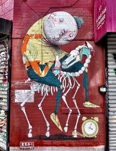 by ZED1 in Brooklyn (LP)