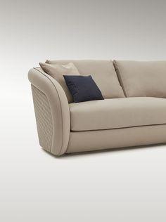 Sofas ideas for your home decor |  an elegant and sleek range of furniture including sofa and armchair.  | bocadolobo.com | #sofa #sofasideas #modernsofa #livingroom