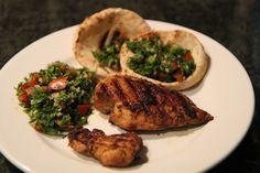 Khadafy Chicken