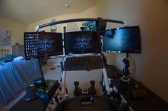 Mechwarrior PC Command Center DIY