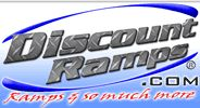 Discount Ramps is your loading, hauling and transport superstore