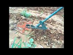 Garden Cultivator, Appropriate Technology, Plant Growth, Garden Tools, Hoe, Youtube, Agricultural Tools, Agriculture, Yard Tools
