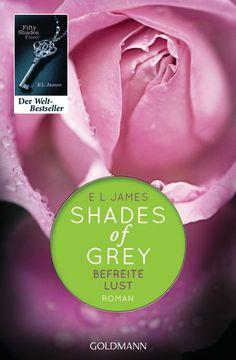 """""""Shades of Grey-Trilogie"""" von E L James"""