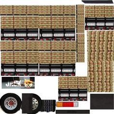 Volvo, Photoshop, Trucks, Ford, Heavy Truck, Model, Paper, Peterbilt Trucks, Custom Trucks