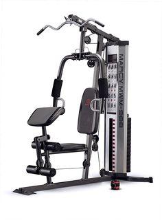 Elegant Marcy Single Stack Home Gym