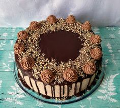 Tart Recipes, Dessert Recipes, Cooking Recipes, Torte Cake, Creative Cakes, Confectionery, Cake Designs, Cake Decorating, Food And Drink